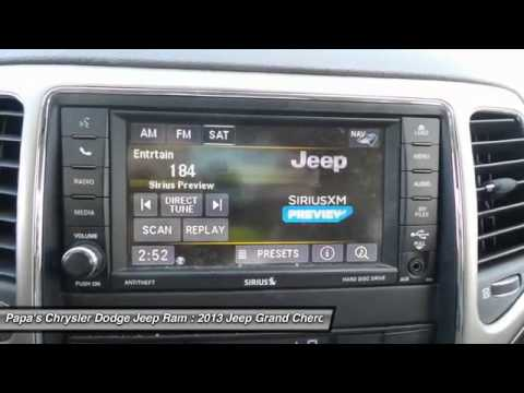 2013 jeep grand cherokee new britain ct 54143a youtube. Black Bedroom Furniture Sets. Home Design Ideas