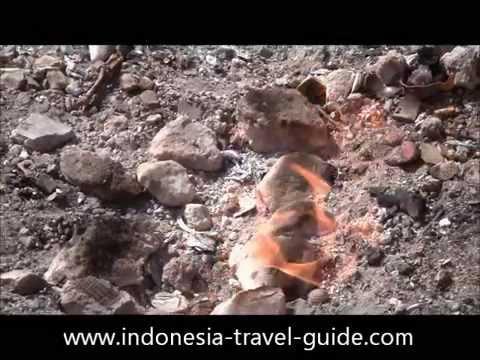 Api Tak Kunjung Padam di Pamekasan - Pulau Madura - Jawa Timur - Indonesia