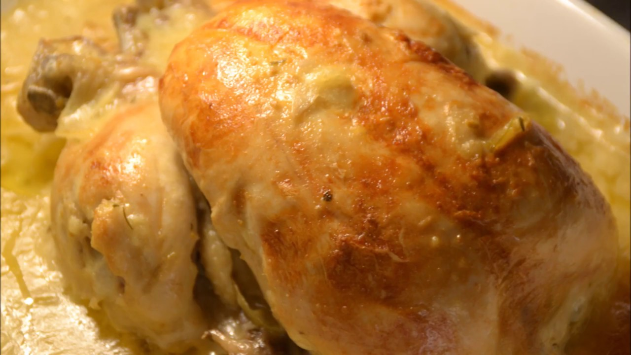 Poulet Sauce Moutarde Recette Cookeo Youtube