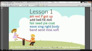 Second Grade Reading Lesson 1