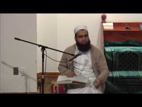 Mufti Farhan - Riyad-us-Saliheen Series: Obedience to the command of Allah