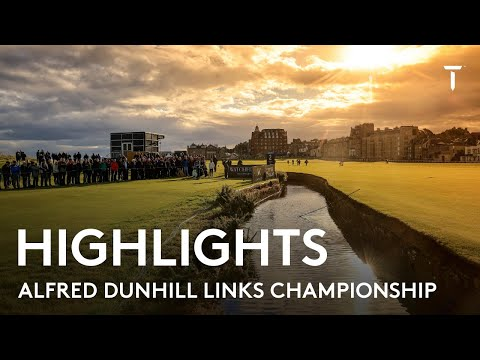 2021 Alfred Dunhill Championship | Extended Highlights