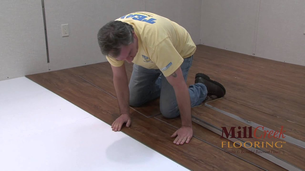 Basement Flooring Options In Boston, MA And NH.