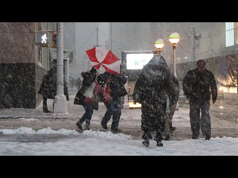 First Real Snow Of Winter Headed For NYC?   News 4 Now