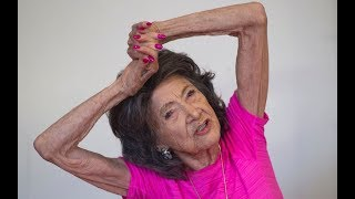 World's Oldest Yoga Teacher