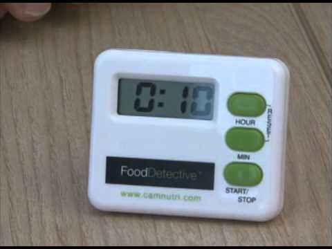 Intolerância alimentar - Food Detective