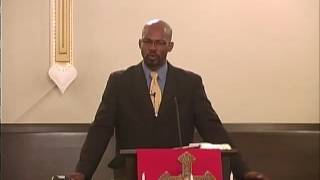 Pastor Trevor Crenchaw -  Don't stop going to church (Victory Christian Center's Mens Revival)