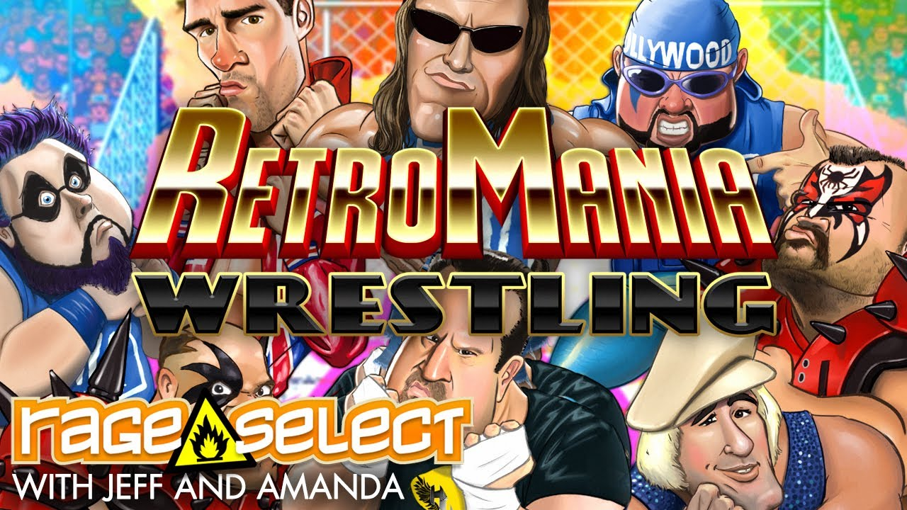 RetroMania Wrestling (The Dojo)