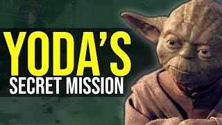 The Secret Reason the JEDI Sent Yoda to Kashyyyk | Star Wars Explained