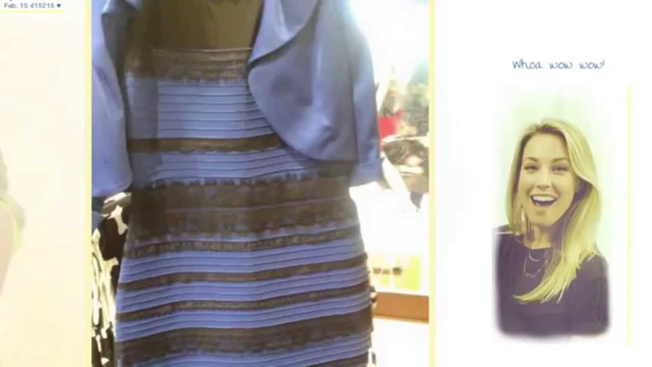 what color is the dress - 882×603