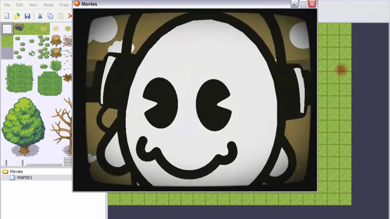 RPG Maker XP/VX - Intro 02 - Video Script - Tutorial