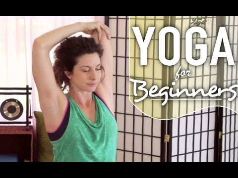 yoga for neck and shoulder pain  20 minute beginners yoga