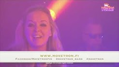 Movetron livenä 3.4.2020 Tampereelta olohuoneisiin.