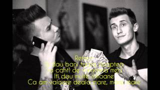 ZMENTA feat. Lu-K Beats-Valoaredeaiamare (Lyrics Video)