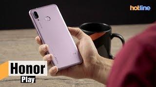 Honor Play — обзор смартфона