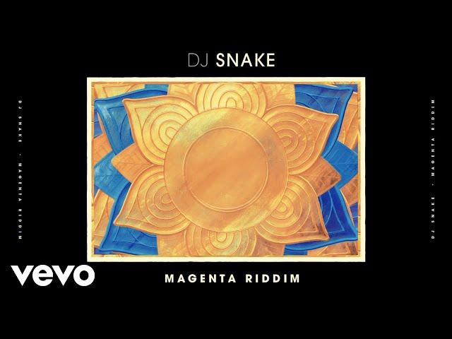 DJ Snake - Magenta Riddim (Audio)