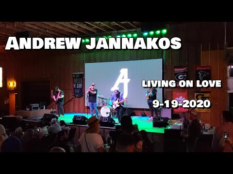 Andrew Jannakos - Living On Love 9-19-2020