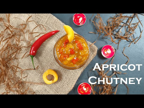 apple apricot chutney