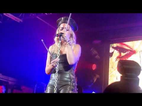 Rita Ora - Uneasy live at o2 Academy Sheffield 01/02/13