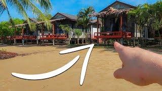 Unser EIGENES Haus direkt am Strand | Asien Rundreise