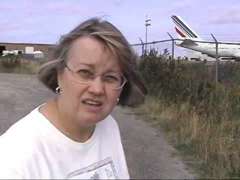 Channel of Peace: Stranded in Gander on 9/11; Kevin Tuerff's video from 2001