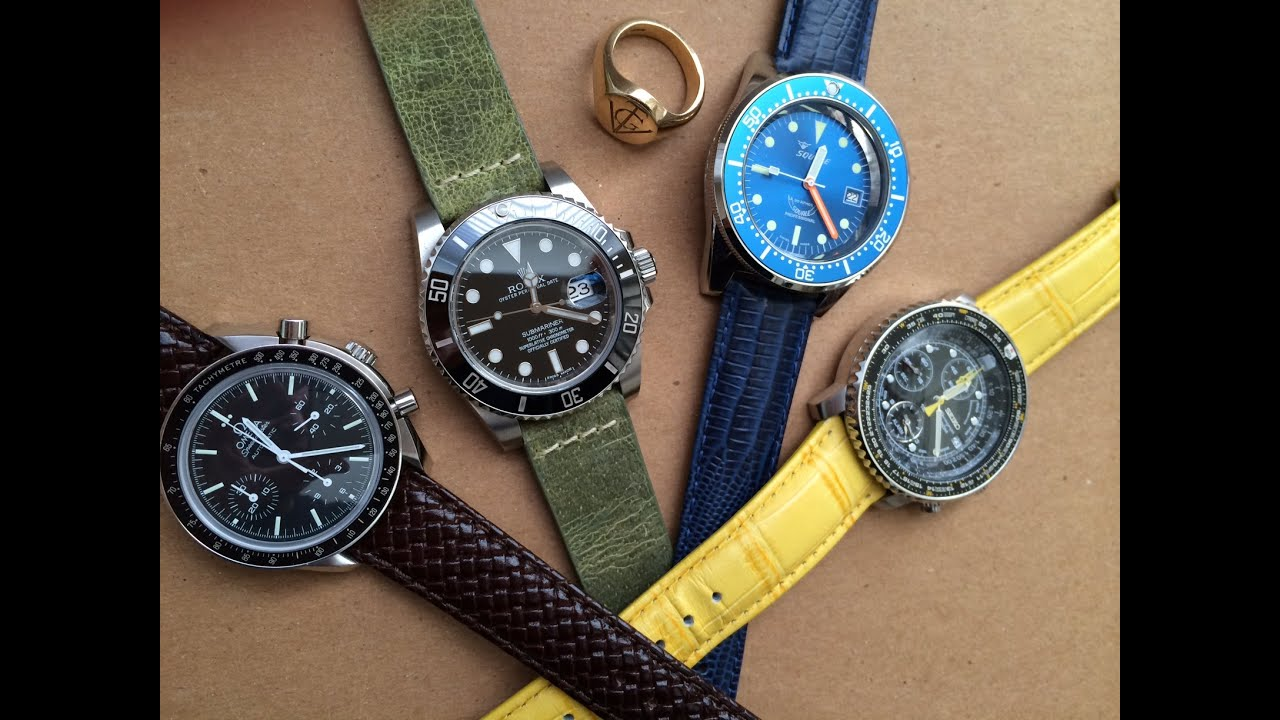 Watch Straps The Best Place To Buy Amp Choices For Your