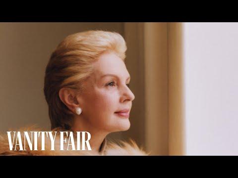 Vanity Fair's The Best-Dressed Women of All Time: Carolina Herrera