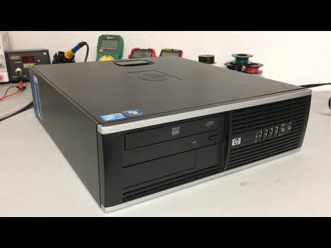 eBay Finds: $35 HP 8000 SFF desktop PC review