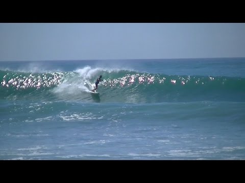 Fun Waves at Old Man's San Onofre February 2016