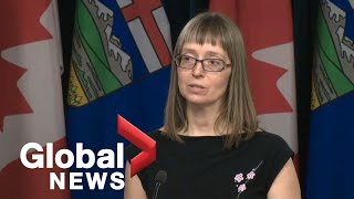 Coronavirus outbreak: Alberta confirms 18 new cases of COVID-19, bringing provincial total to 74