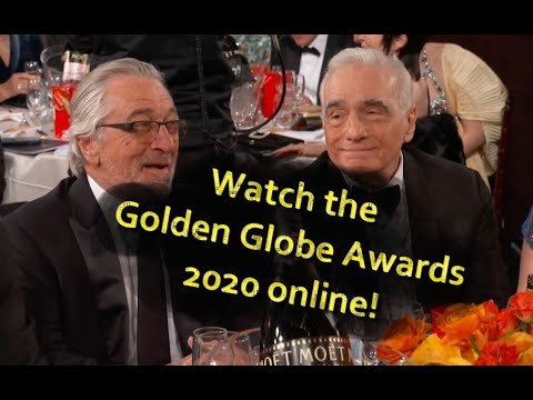 Where To Watch The Entire Golden Globe Awards 2020 Online?