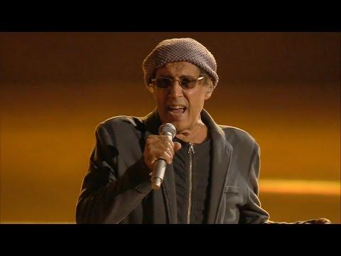 Adriano Celentano - Pregherò (Stand by me) (LIVE 2012)