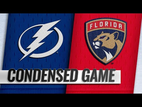 02/10/19 Condensed Game: Lightning @ Panthers