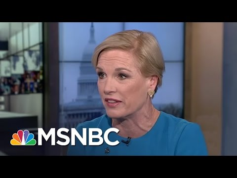 Planned Parenthood President Cecile Richards On GOP
