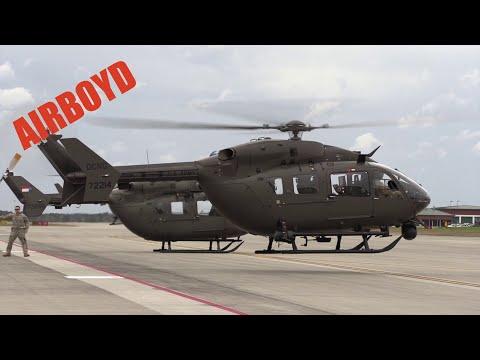 UH-72 Lakota Helicopters