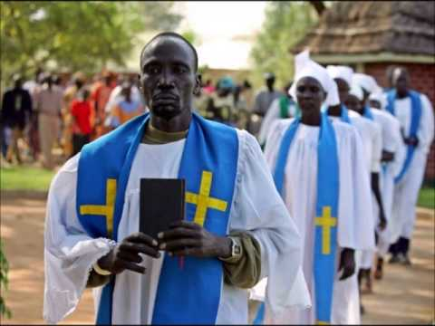 Nuer Gospel Song 1