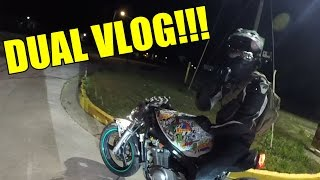 Video DO IT WITH DAN & Sticker Bombed Dual Vlog! download MP3, 3GP, MP4, WEBM, AVI, FLV Agustus 2018