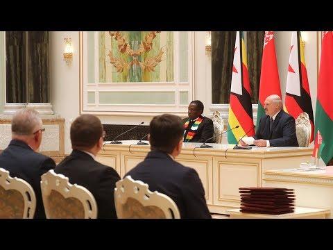 видео: Можно ли сотрудничать с Зимбабве? Ещё как! Итоги переговоров Лукашенко и Мнангагвы