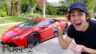 Every David Dobrik Car Surprise (part 2)