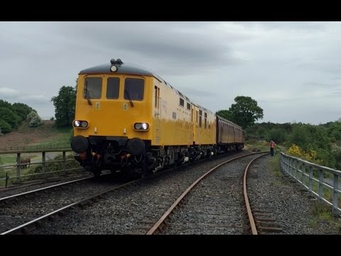 Severn Valley Railway - Spring Diesel Gala 2016 - Day 1