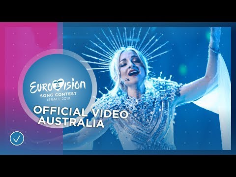 VIDEO Letra/Lyrics - Zero Gravity - Kate Miller-Heidke - Australia 🇦🇺 - Official Music Video - Eurovision 2019