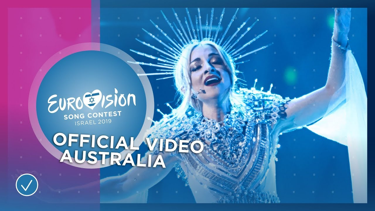 Kate Miller-Heidke - Zero Gravity - Australia ???????? - National Final Performance - Eurovision 201