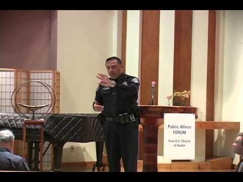 First UU Church of Austin - PAF1338 - Austin Police Chief Art Acevedo