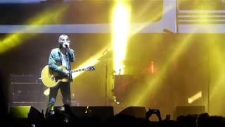 Richard Ashcroft - Sonnet (The Verve song)--Live  at Release Athens 2018 Festival -- 31-05-2018