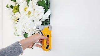 꽃벽 그린월 플랜트월 …