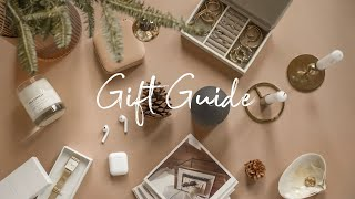Holiday Gift Guide 2018 + Things I Love | Gemary