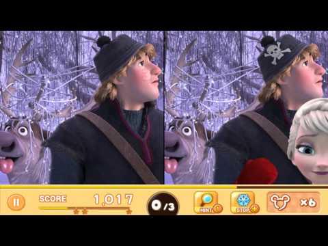 Kakao จับผิดภาพดิสนีย์ - ด่าน 7 - Dekcom Game