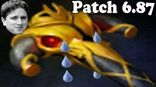Dota 2 - Patch 6.87 - Blade Mail Changes !
