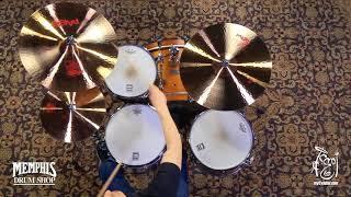 "Paiste 20"" 2002 China Type Cymbal - 1789g (1062620-1051318N)"