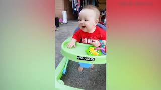 TOP 10 Funny Baby Reaction to Everything - Cute Baby Video